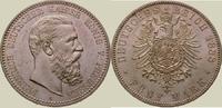 5 Mark 1888  A Preußen Friedrich III. 1888. Prachtexemplar. Winz. Kratz... 225,00 EUR kostenloser Versand