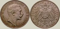 2 Mark 1893  A Preußen Wilhelm II. 1888-1918. Vorzüglich  100,00 EUR  zzgl. 4,00 EUR Versand