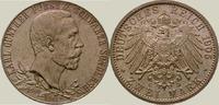 2 Mark 1905 Schwarzburg-Sondershausen Karl Günther 1880-1909. Fast Stem... 150,00 EUR  zzgl. 4,00 EUR Versand