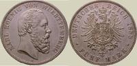 5 Mark 1888  F Württemberg Karl 1864-1891. Vorzüglich  500,00 EUR kostenloser Versand