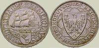 3 Mark 1927  A Weimarer Republik  Vorzüglich - Stempelglanz  150,00 EUR  zzgl. 4,00 EUR Versand
