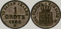 Grote 1850 Oldenburg Paul Friedrich August 1829-1853. Sehr schön - vorz... 20,00 EUR  zzgl. 2,00 EUR Versand