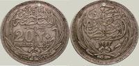 20 Piastres 1917 Ägypten Fuad 1917-1937. Kleines Loch, ansonsten sehr s... 45,00 EUR  zzgl. 2,00 EUR Versand