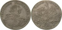 Brandenburg-Preuen 1/4 Taler Friedrich II. 1740-1786.