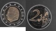 """2 EURO 2001 BELGIQUE RARE! de """"BE"""" SUP/FDC  45,00 EUR  plus 7,00 EUR verzending"""