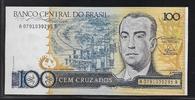 "100 Cruzados (1986) BRESIL ""A0791......A"" SPL/NEUF  7,00 EUR  zzgl. 6,00 EUR Versand"