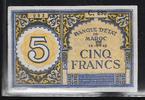 """5 Francs 14.9.1943 MAROC """"Série C.890 N° 003"""" TTB/SUP  16,00 EUR  plus 7,00 EUR verzending"""