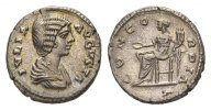 Julia Domna, wife of Septimius Severus AD 193-211, AR denarius Laodi... 85.00 US$