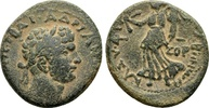 Galilaea, Gaba. Hadrian AD 117-138, AE 22 (9.86) dated city year 177... 207.07 US$ 185,00 EUR  +  13.43 US$ shipping