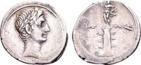 Roman Imperatorial. Octavian, AR Denarius (20mm, 3.45 g) Rome 30-29 ... 699.55 US$ 625,00 EUR free shipping