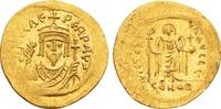Phocas AD 602-610, Gold Solidus (21mm, 4.46 g) Constantinopolis VZ  850,00 EUR