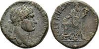 Judaea, Caesarea Maritima. Trajan AD 98-117, AE 24mm (13.77 g) SS  167.17 US$ 150,00 EUR  +  13.37 US$ shipping