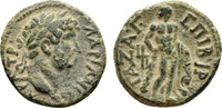 Judaea, Gaza. Hadrian AD 117-138, AE 18mm (4.89 gram) dated AD 131/3... 195.87 US$ 175,00 EUR  +  13.43 US$ shipping