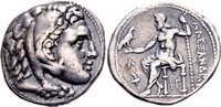 Alexander III the Great 336-323 BC, AR Tetradrachm (26mm, 17.00 g) A... 391.75 US$ 350,00 EUR  +  13.43 US$ shipping