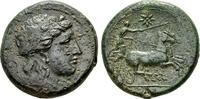 Sizilien, Syrakus. 4. Demokratie 289-287 v.C., AE 24mm (11,16 g) SS  95,00 EUR  +  12,00 EUR shipping