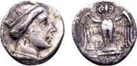 Pontos, Amisos. AR Hemidrachm (11/12mm, 1.64 g) Circa 300-125 BC SS  75,00 EUR  +  12,00 EUR shipping