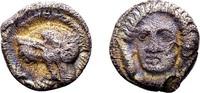 Cilicia, Tarsos. Datames, Satrap 378-362 BC, AR Obol (8mm (0.74g) SS  28.16 US$ 25,00 EUR  +  3.38 US$ shipping