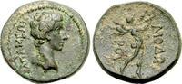 Phrygien, Apameia. Augustus 27 v.C.-14 n.C., AE (18mm, 3,36 gram) SS+  200,00 EUR  zzgl. 8,00 EUR Versand