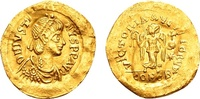 Justin I AD 518-527, Gold Tremissis (16mm, 1.41 g) Constantinopolis ... 220,00 EUR  +  12,00 EUR shipping