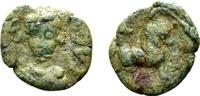 Ostrogoths. Baduila AD 541-552, AE 2 or 2½ Nummi (10/11mm, 0.75 gram... 151.71 US$ 135,00 EUR  +  13.49 US$ shipping
