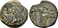 Sarmatien, Olbia. AE (22mm, 8,33 gram) c. 330-250 v.C. SS  65,00 EUR  zzgl. 8,00 EUR Versand