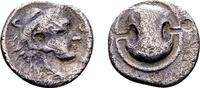 Boiotia, Thebes. AR Obol (10 mm, 0.73 g) circa 363-348 BC / Ex Col. ... 89.48 US$ 85,00 EUR  +  12.63 US$ shipping
