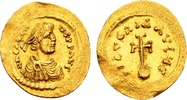 Heraclius 610-641, Gold Semissis (17x19mm, 2,18 g) Constantinopolis ... 285,00 EUR  zzgl. 8,00 EUR Versand