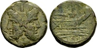 Roman Republic. Anonymous, AE As (30mm, 28.70 g) Rome after 211 BC F... 199.26 US$ 185,00 EUR  +  12.92 US$ shipping