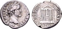 Antoninus Pius AD 138-161, AR Denarius (17, 3.27 g) Rome 158/59 SS  75,00 EUR  +  12,00 EUR shipping