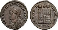 Constantine II Caesar AD 317-337, AE Follis Trier / Ex Col. Lückger ... 31.74 US$ 30,00 EUR  +  12.70 US$ shipping