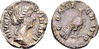 Diva Faustina II, AR Denarius Rome (18mm, 2.78 g) / Ex Lückger SS  80,00 EUR  +  12,00 EUR shipping