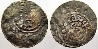 Pfennig 1056-1076 Niederlande-Groningen, b...