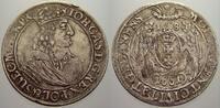 18 Gröscher (1/4 Taler) 1 1661 Danzig, Stadt Johann Casimir 1648-1668. ... 425,00 EUR free shipping