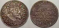 3 Gröscher 1 1600  IF Polen Sigismund III....