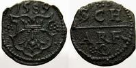 Kupferscherf 1589 Mecklenburg-Güstrow Ulrich III. 1556-1603. Selten. Mi... 145,00 EUR  +  5,00 EUR shipping