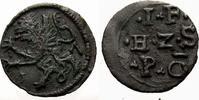 Kupfer Scherf 1587 Pommern-Stettin Johann Friedrich 1569-1600. Seltene ... 125,00 EUR  zzgl. 5,00 EUR Versand