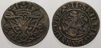 2 Skilling 1708 Norwegen Friedrich IV. 1699-1730. Sehr schön  150,00 EUR  +  5,00 EUR shipping
