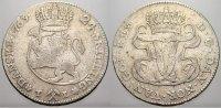 24 Skilling 1763  T Norwegen Friedrich V. 1746-1766. Selten. Sehr schön  395,00 EUR free shipping