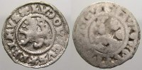 Bhmen Weipfennig,  Ludwig I. (II.) Jagello 1516-1526.