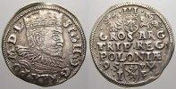 3 Gröscher 1 1595  I Polen Sigismund III. 1587-1632. Selten. Fast vorzü... 125,00 EUR  +  5,00 EUR shipping