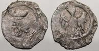 Denar  1333-1370 Polen Kasimir der Große 1333-1370. Kl. Prägeschwäche. ... 250,00 EUR free shipping