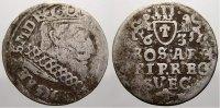 3 Gröscher 1 1632 Elbing Gustav II. Adolf 1626-1632, Elbing unter schwe... 110,00 EUR  +  5,00 EUR shipping