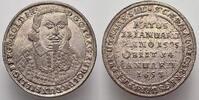 1/8 Taler 1653 Schlesien-Liegnitz-Brieg Georg Rudolf 1602-1653. Selten.... 1250,00 EUR free shipping