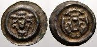 Brakteat  1235-1254 Magdeburg, Erzbistum Wilbrand von Käfernburg 1235-1... 275,00 EUR free shipping
