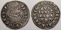 1/16 Taler 1652 Schleswig-Holstein-Gottorp Friedrich III. 1616-1659. Se... 40,00 EUR  zzgl. 5,00 EUR Versand