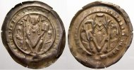Brakteat  1170-1190 Hildesheim, Bistum Adelhog von Dorstadt 1170-1190. ... 375,00 EUR