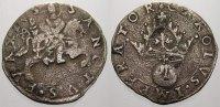 Cavalotto  1533-1536 Italien-Casale Carlo V 1533-1536. Selten. Leicht k... 125,00 EUR  +  5,00 EUR shipping