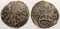 Dreipfennig (1/96) 1572 Magdeburg, Erzbistum Joachim Friedrich von Bran... 150,00 EUR  +  5,00 EUR shipping