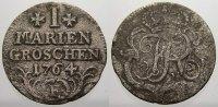 Mariengroschen 1764  F Brandenburg-Preußen Friedrich II. 1740-1786. Sel... 125,00 EUR  +  5,00 EUR shipping