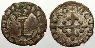 Liard 1583 Italien-Desana (Piemonte) Delfino Tizzone 1583-1598. Sehr sc... 125,00 EUR  +  5,00 EUR shipping